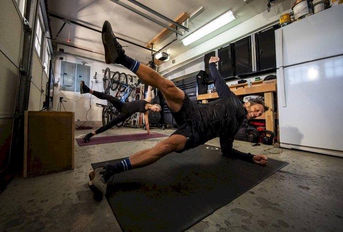 Le manque d'exercice accroît le risque de décès du Covid-19, selon une étude