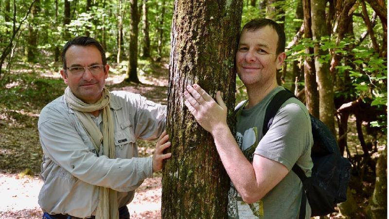 Le Gâvre. Voyage de chant sensoriel dans la forêt