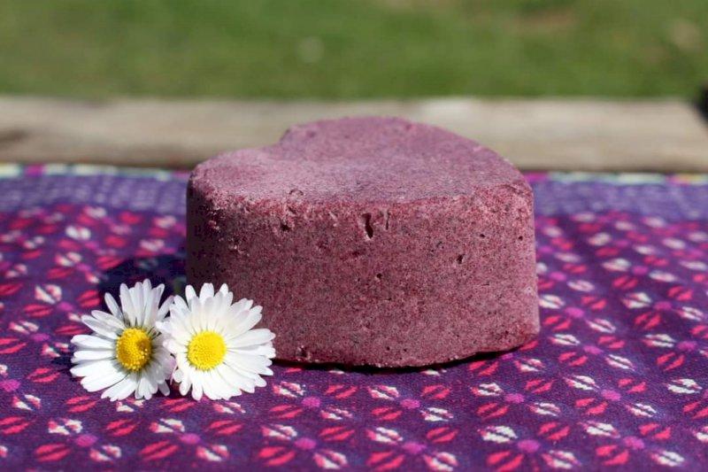 Ekité vous propose : Shampooing Solide à l'Hibiscus 💖