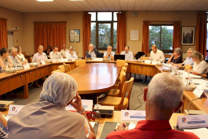 CE SOIR, suivez le Conseil Communautaire en direct - Pays de Blain