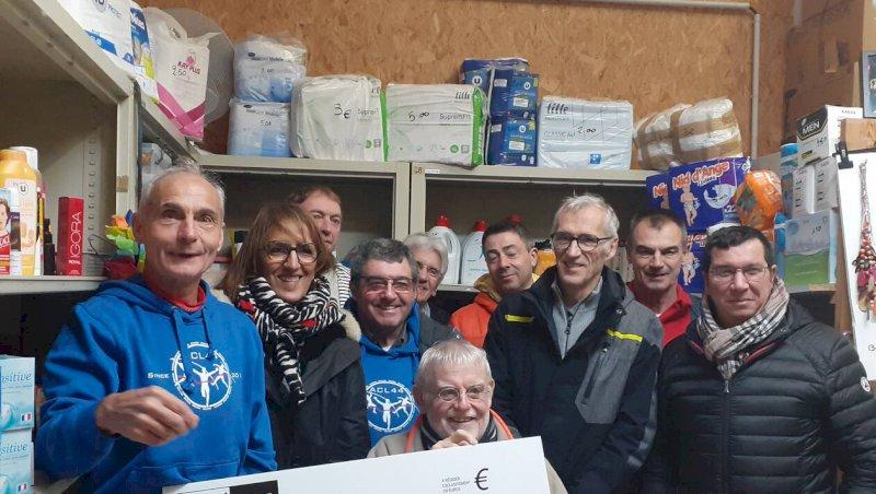 Saint-Michel-Chef-Chef. 900€ récoltés au profit de la Croix-Rouge