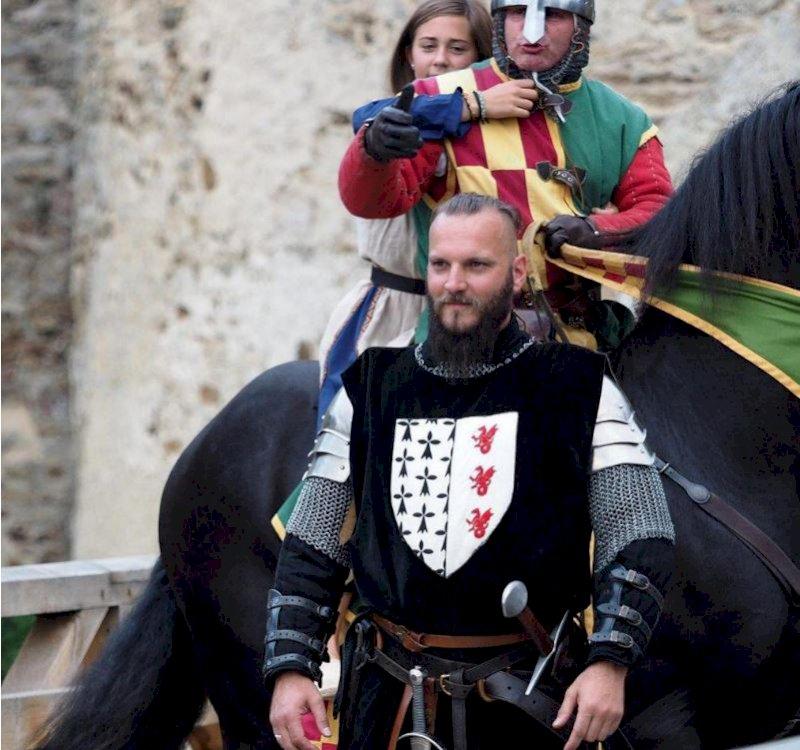 Bal de la libération, campement médiéval et joutes au programme du château en 2020.