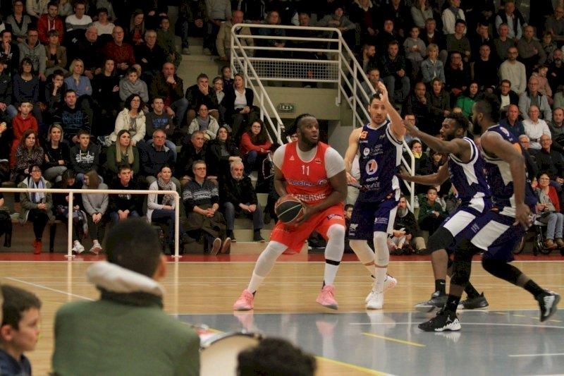 Basket-ball (NM2) : superbe victoire de Pornic face au leader