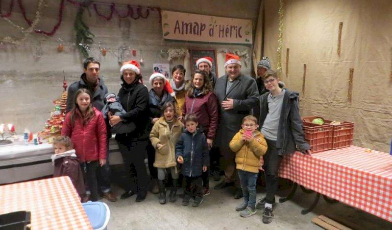 AMAP, de nouveaux locaux pour Noël