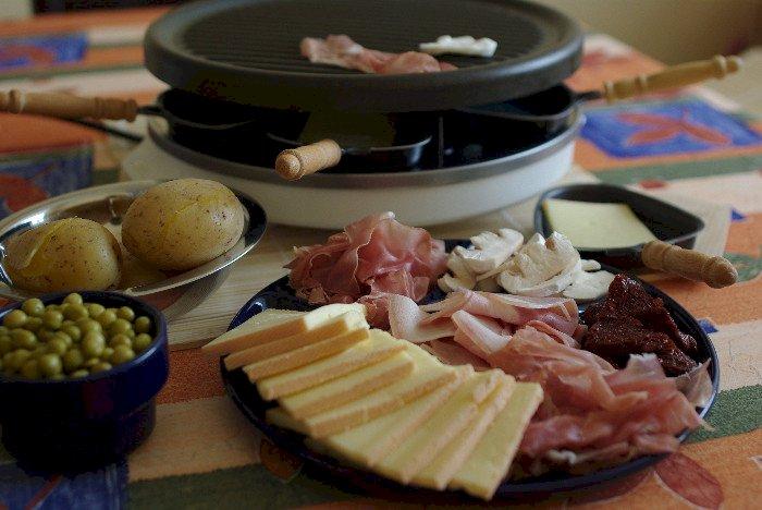 La saison de la raclette, tartiflette et fondue est lancée !