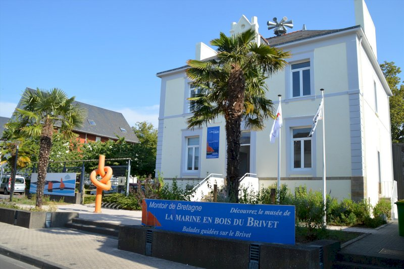 Musée de la Marine en bois du Brivet