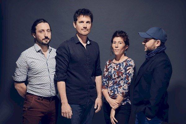 Azadi quartet & Philippe Beau, musique ombres chinoises