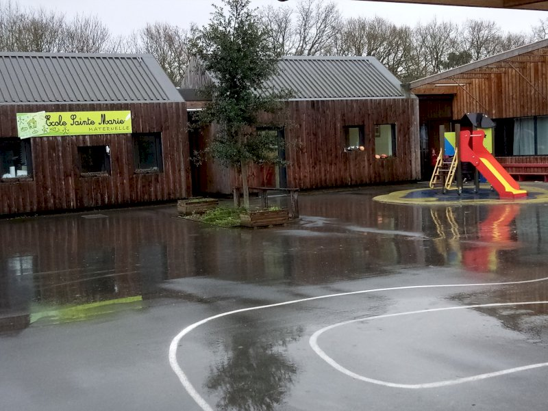 Portes ouvertes petite section école Sainte-Marie