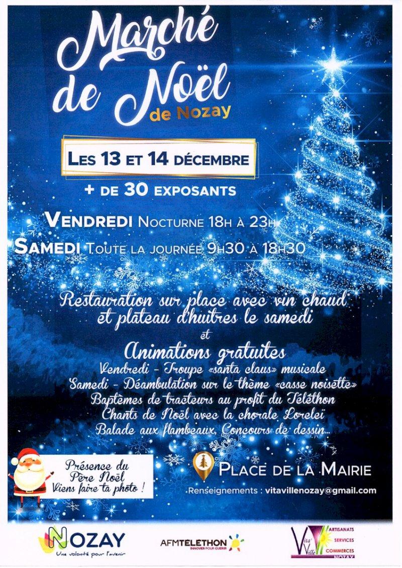 Marché de Noël de Nozay