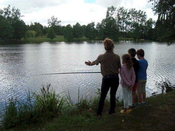 Atelier pêche « Mon 1er poisson »