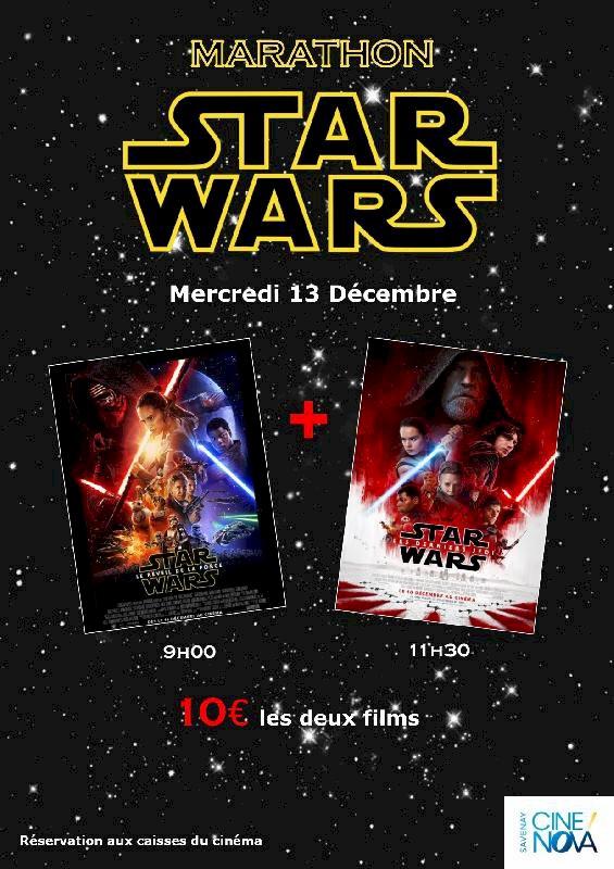 Marathon Star Wars