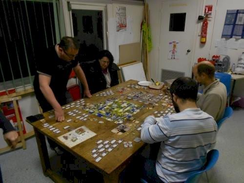 INTERLUDE : Soirée jeux de sociétés