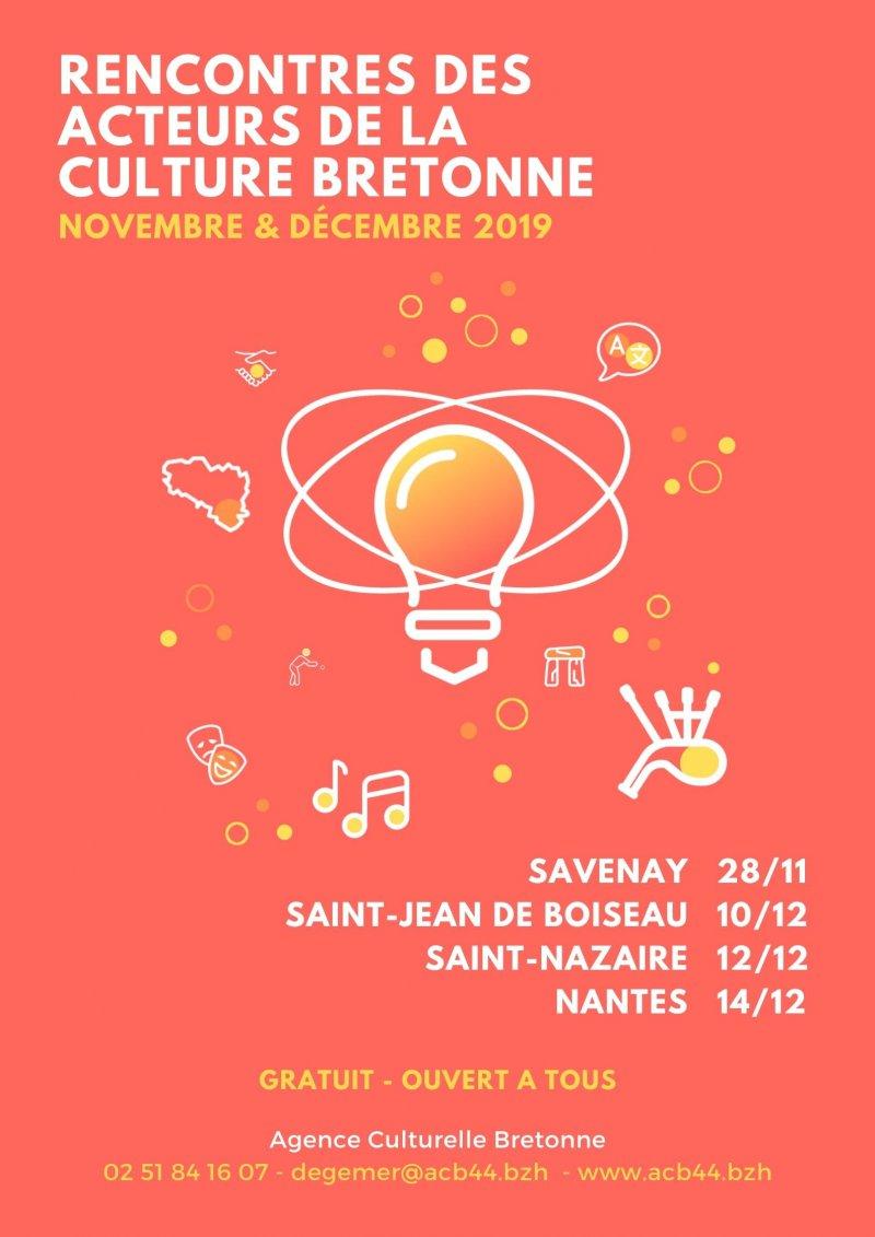 Rencontre des Acteurs de la Culture Bretonne