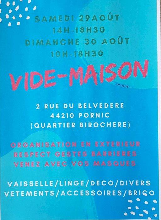 VIDE - MAISON