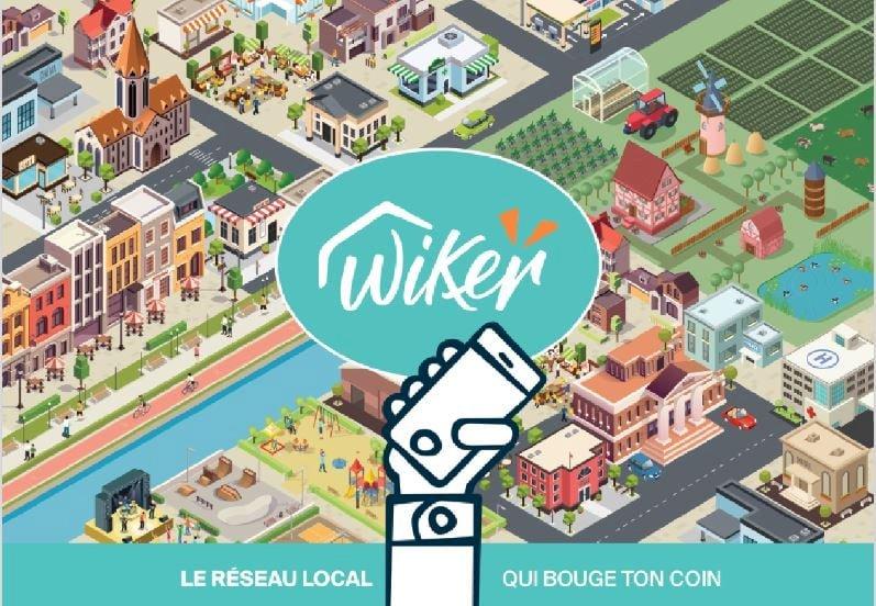 Wiker -Présentation aux Associations