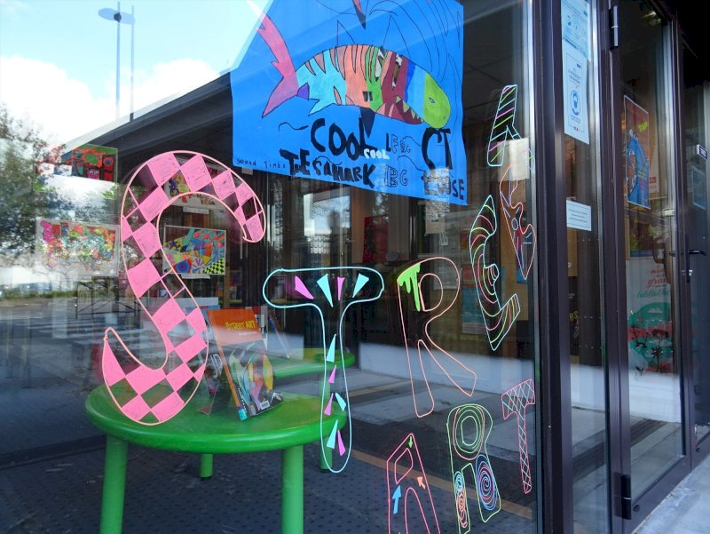 Horaires confinement et expo street art