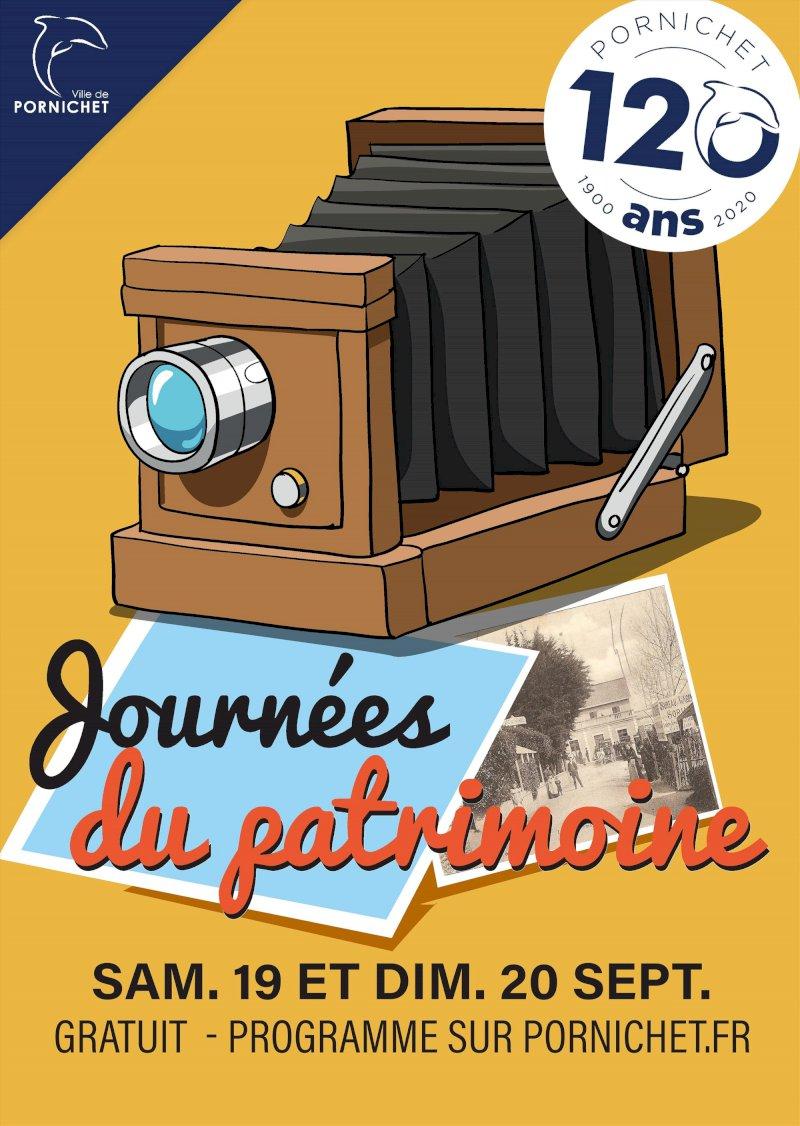 Journées Européennes du Patrimoine à Pornichet