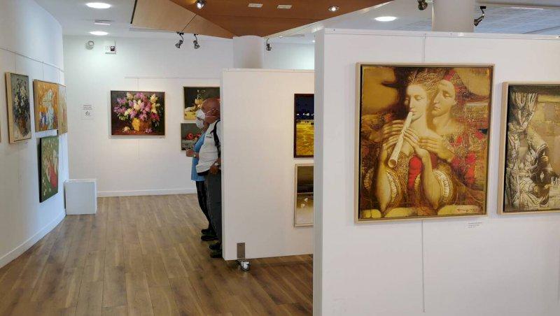 Saint-Brevin-les-Pins. Les peintres russes s'exposent avec Art datcha