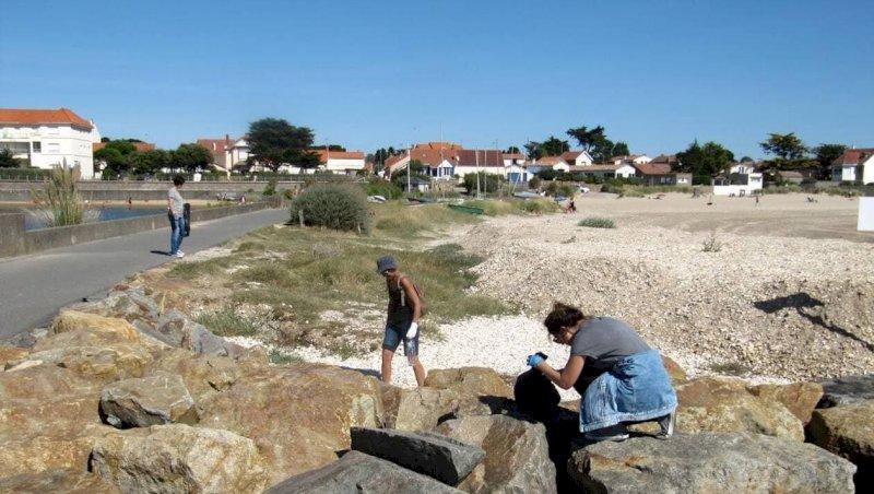Pays de Retz. Les communes engagées dans le World clean up day