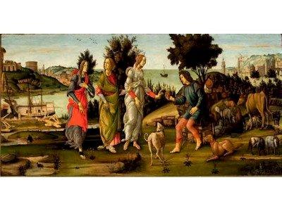 Collection Cini - Fra Angelico, Filippo Lippi, Botticelli, Tiepolo, Guardi...// Exposition reportée en 2021//