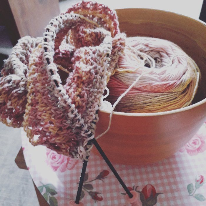 Café tricot / crochet