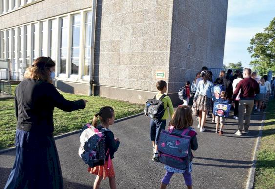Rentrée scolaire 2021-2022 : inscription du 11 au 29 janvier