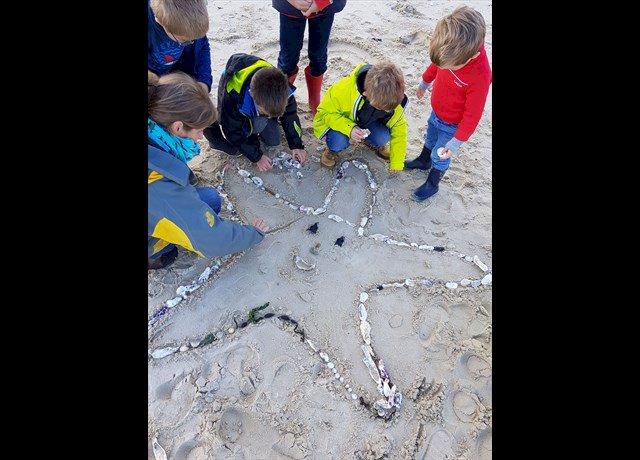Agenda Les Moutiers-en-Retz : Sortie nature en famille «Chasse aux trésors sur la plage» (Visite) - Ouest-France