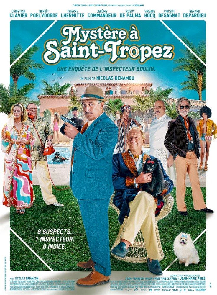Mystère à Saint-Tropez