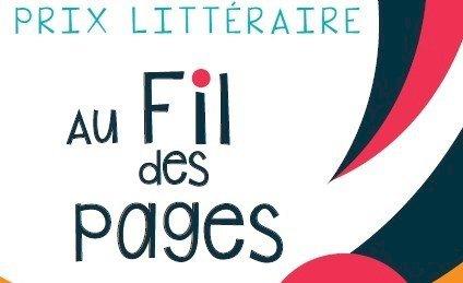 Prix littéraire Au fil des pages