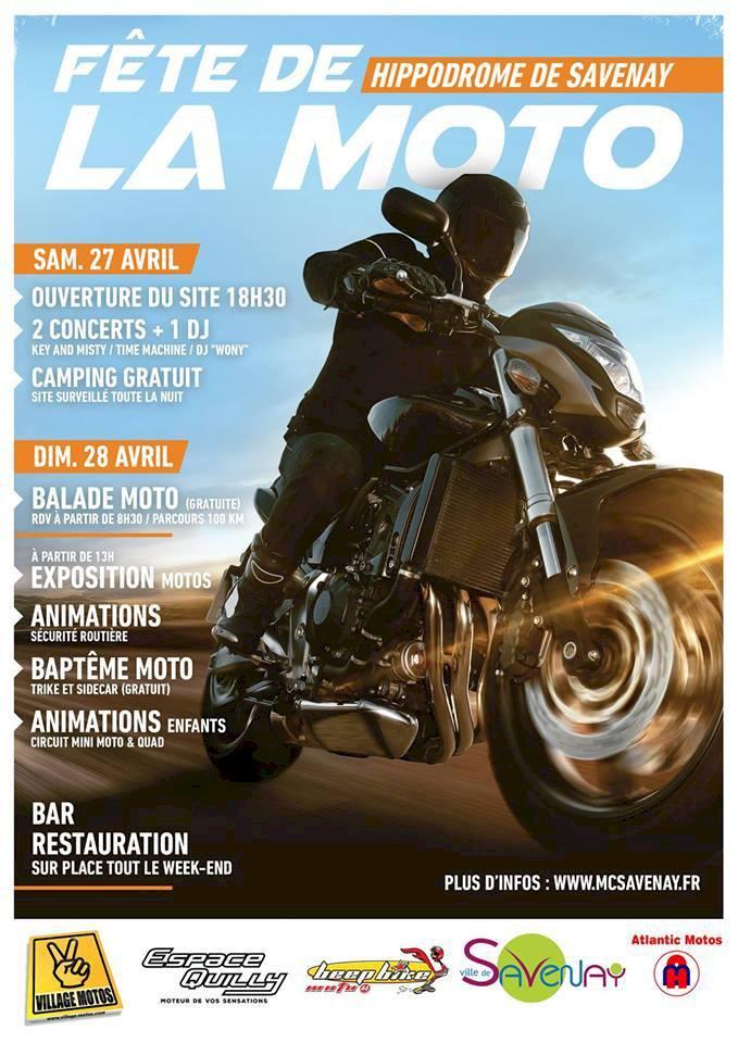Fête de la Moto (Édition 2019)