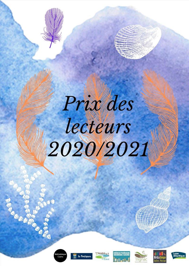 Prix des lecteurs 2021-2021