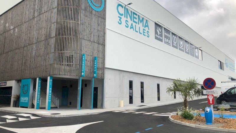 Pornic. Le nouveau cinéma ouvrira le 1erjuillet | Presse Océan