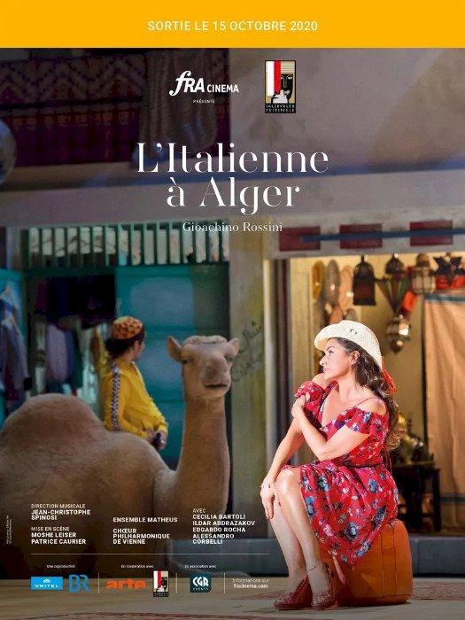 Opéra - L'Italienne à Alger