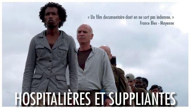 """Ciné-débat autour du film """"Hospitalières et suppliantes"""""""