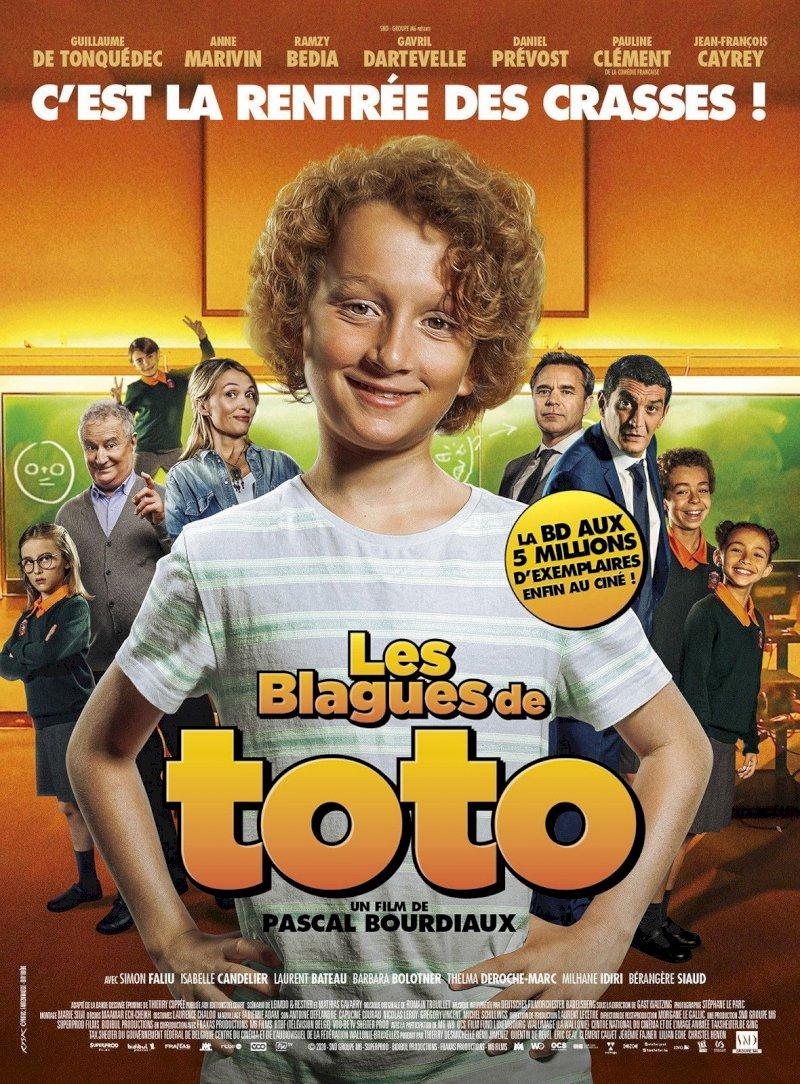 Avant première Les Blagues de Toto