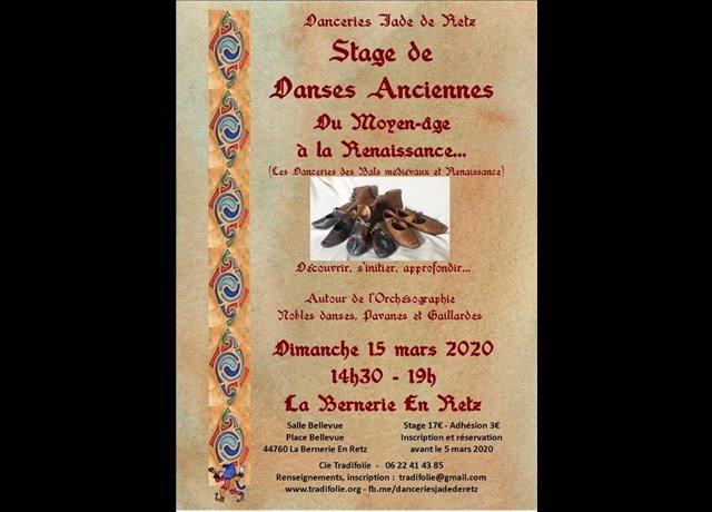 Agenda La Bernerie-en-Retz : Tradifolie, danceries Jade de Retz (Danser) - Ouest-France