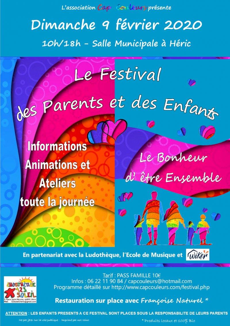 Le Festival des Parents et des Enfants