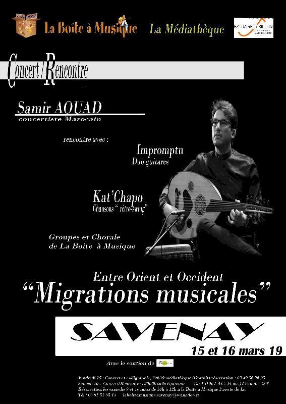 Samir Aouad, Kat'Chapo, Impromptu et la Boîte à musique
