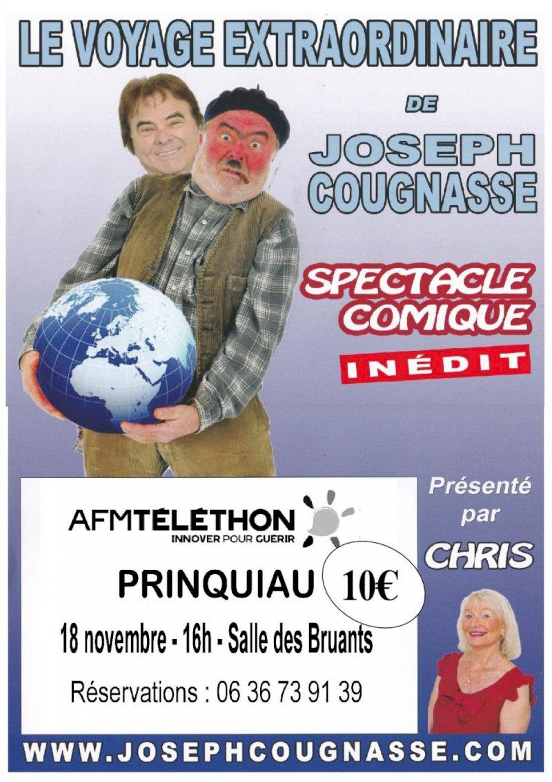 Le voyage extraordinaire de Joseph COUGNASSE