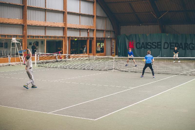 Inscriptions et réinscriptions au Tennis Club de Savenay