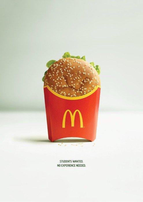 McDonald's PORNIC recrute pour le mois d'Août !