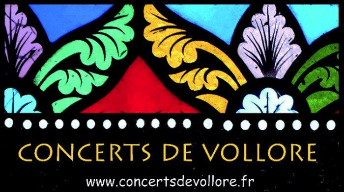 43e ÉDITION DES CONCERTS DE VOLLORE
