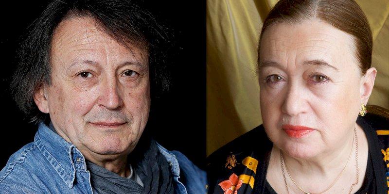 Gérard Caussé, et Viktoria Postnikova