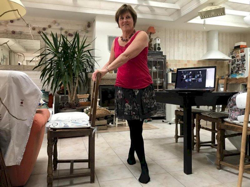 Ateliers tango Argentin sport santé pour séniors débutants
