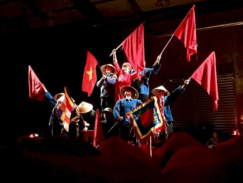 Festival Les Renc'Arts : Théâtre de l'unité - La nuit unique