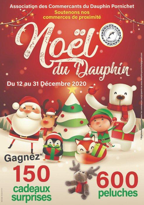 Opération Noël du DAUPHIN à Pornichet