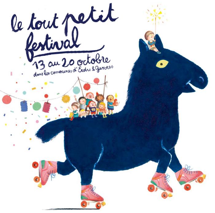 Tout-petit festival - Spectacle Cache-Cache à Sucé-sur-Erdre