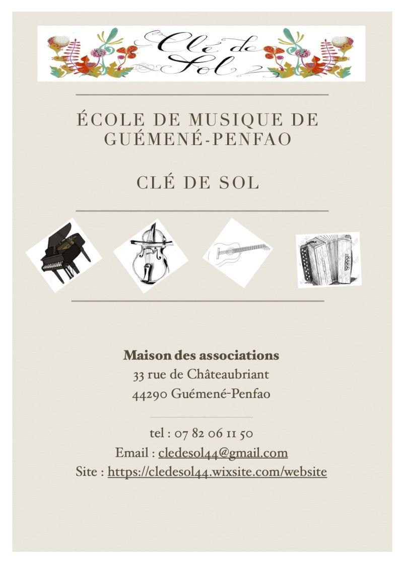 Découverte instruments: violoncelle, accordéon, clarinette, piano