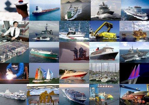 Les métiers de la mer