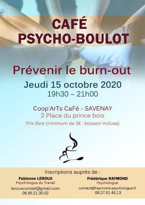 Café psycho-boulot